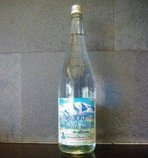 白露垂珠 シリカ天然水 1800ml