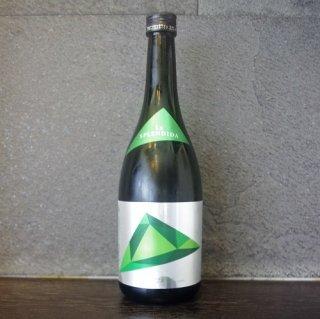 白露垂珠(はくろすいしゅ) 純米吟醸 直汲み中取り生原酒 美山錦 720ml
