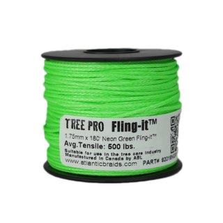 フリンギットスローライン Φ1.75mm グリーン