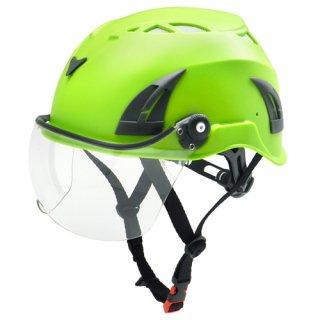 バイザー付き ハイシールド2 ヘルメット