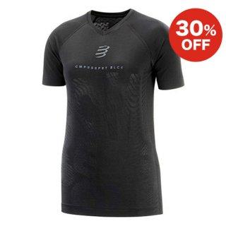 トレーニング Tシャツ ショートスリーブ ウーマン  ブラックエディション 2020