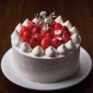 【クリスマスケーキ】苺のブランネージュ(限定100個)