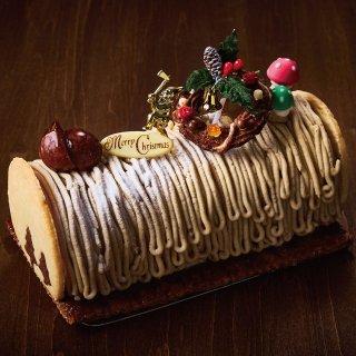 【クリスマスケーキ】熊本県産和栗のモンブラン(限定100個)