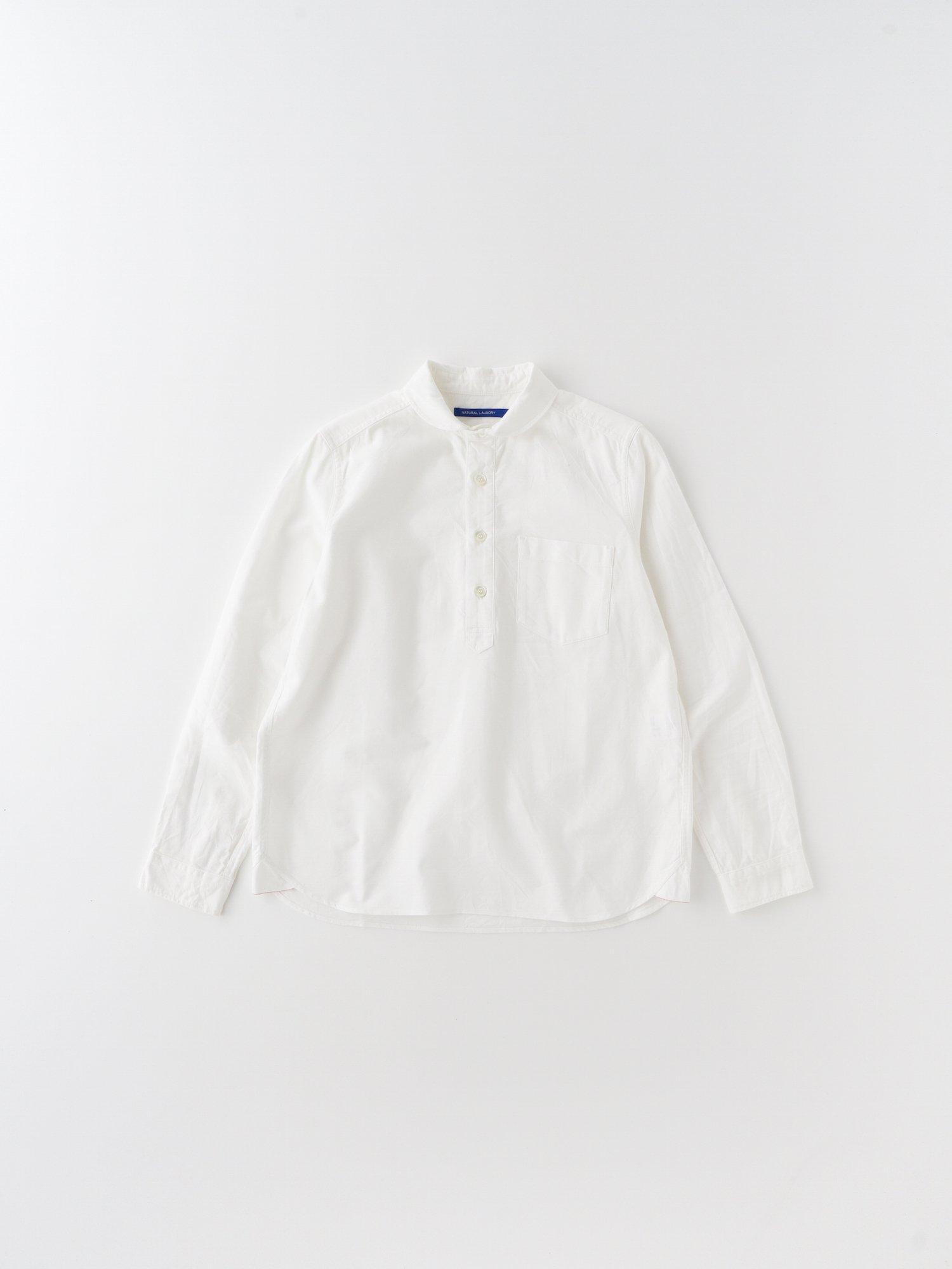 オックスデッキシャツ