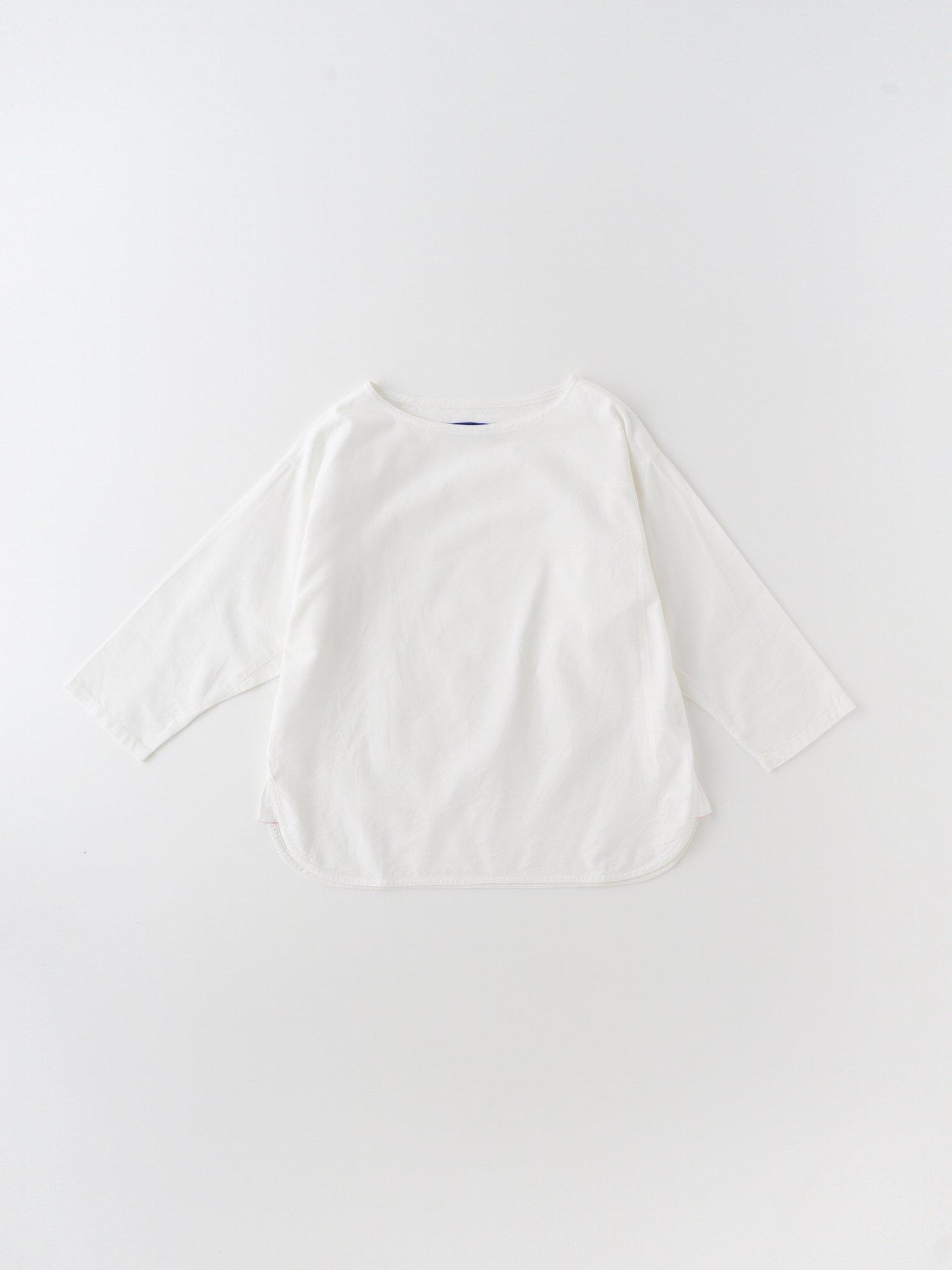 オックスバスクシャツ