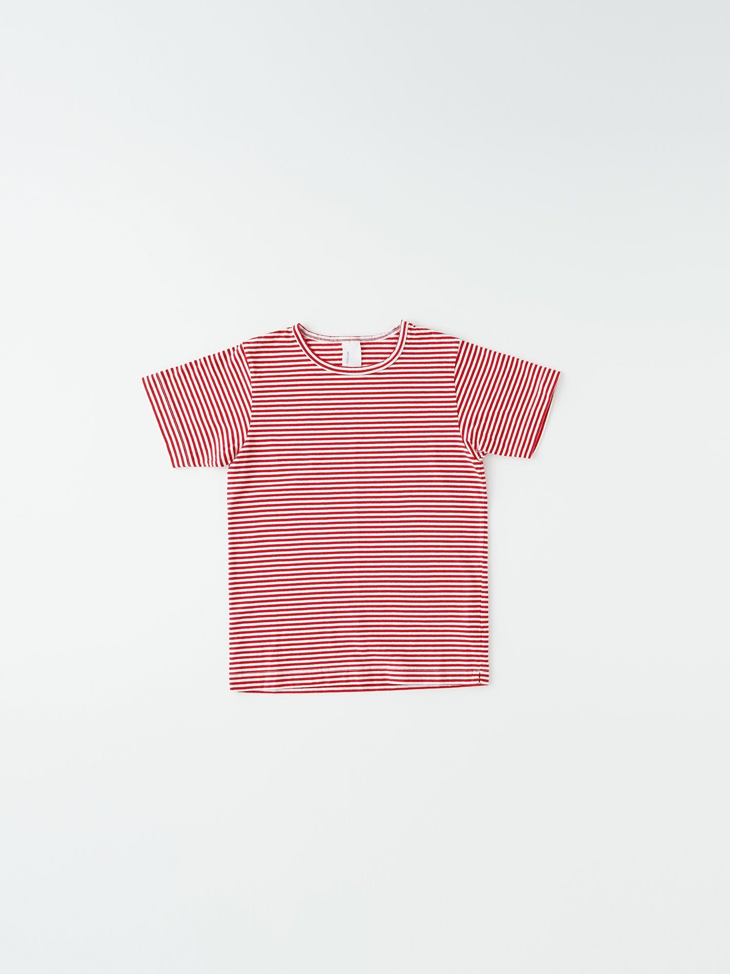 トラッドボーダーTシャツ