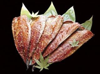 トロサバの干物(醤油)
