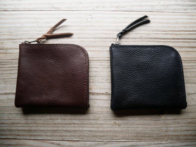 [zip purse ] VACCHETTA800