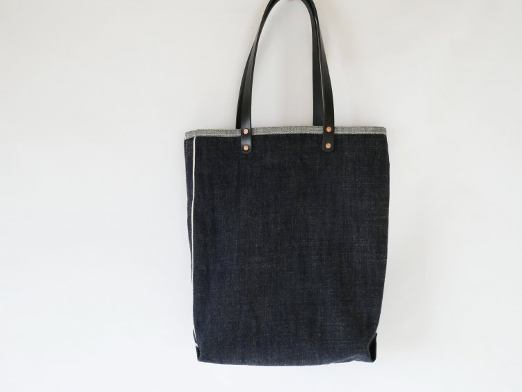 [selvadge tote]