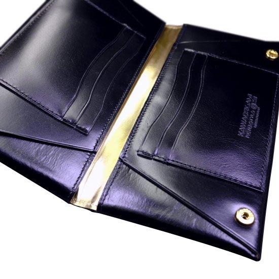 KAWAORIGAMI ブラック&ゴールドモデル 束入れ【画像9】
