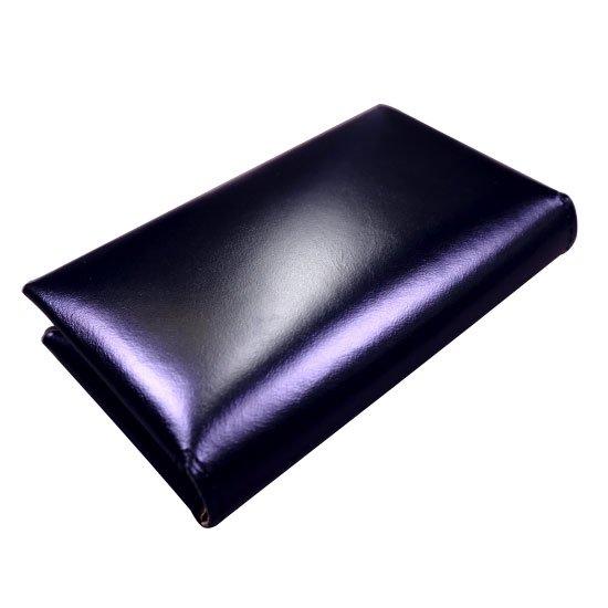 KAWAORIGAMI ブラック&ゴールドモデル 名刺 & カードケース