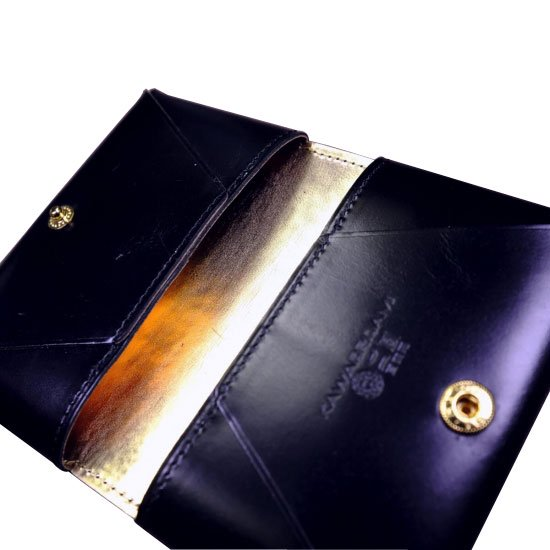 KAWAORIGAMI ブラック&ゴールドモデル 名刺 & カードケース【画像6】