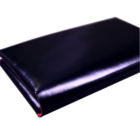 KAWAORIGAMI ブラック&レッドモデル 名刺&カードケース