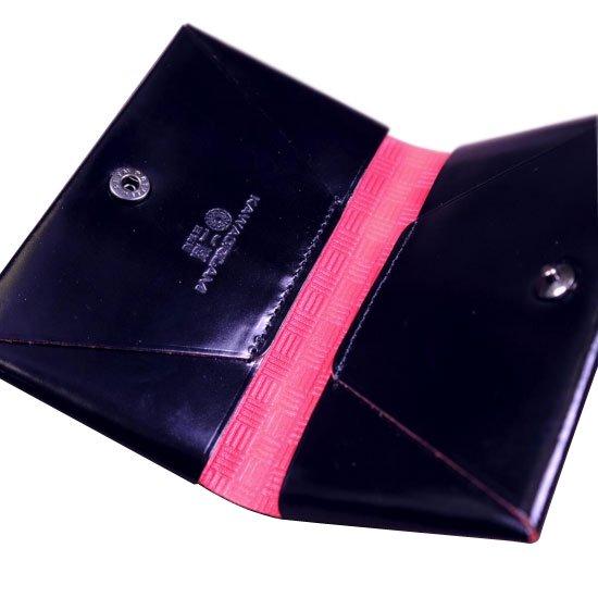 KAWAORIGAMI ブラック&レッドモデル 名刺&カードケース【画像5】