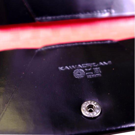 KAWAORIGAMI ブラック&レッドモデル 名刺&カードケース【画像8】