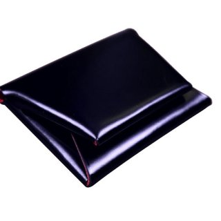 形状から探す KAWAORIGAMI ブラック&レッドモデル コインケース