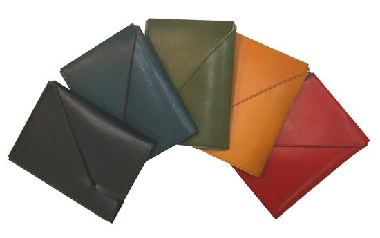 KAWA-ORIGAMI カードケース 摺摺(オリオリ)