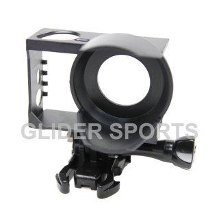 GoPro(ゴープロ)用 (HERO4/HERO3対応)  サンシェード付 ネイキッドフレーム  GLD4103GO110