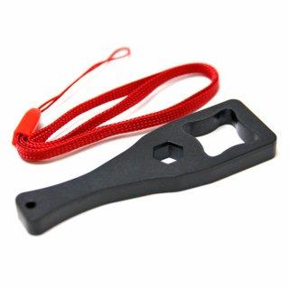 GoPro(ゴープロ)用アクセサリー ネジ用 レンチスパナ(プラ) ねじ レンチ スパナ GLD4738GP123A