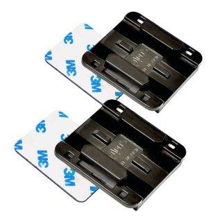 GoPro(ゴープロ)用アクセサリー カーブベースマウント2枚  曲面 ベースマウント 3M両面テープ付き GLD4745GP11