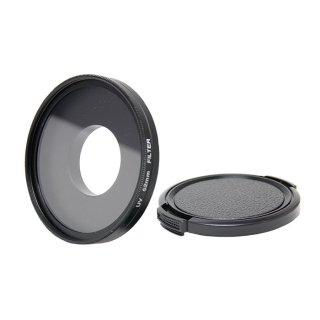 GoPro(ゴープロ)用 (HERO7Black/HERO6/HERO5&HERO4対応) UVカットレンズ 52mm  GLD5100GO35