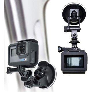 GoPro(ゴープロ)用アクセサリー ショートアーム付 吸盤マウント  GLD5254GP51