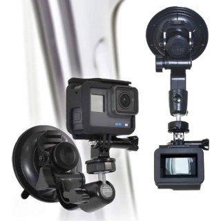GoPro(ゴープロ)用アクセサリー ボールヘッド大型吸盤マウント  GLD5285GP70