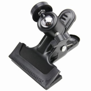 GoPro(ゴープロ)用アクセサリー クランプマウント クリップ マウント GLD5322GO43