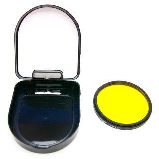 GoPro(ゴープロ)用 (HERO7Black/HERO6/HERO5対応) ダイビングフィルター 58mm 黄  GLD5773GO63-YE