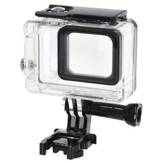 GoPro(ゴープロ)用 (HERO7Black/HERO6/HERO5対応) アクセサリー 防水ハウジング GLD7685GO200