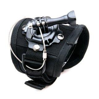 GoPro(ゴープロ)用アクセサリー 回転ハウジングマウント付グローブ マウント Sサイズ 手 手の甲 GLD7746GP127SX