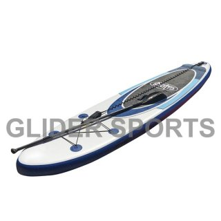 【送料無料】SUP サップ GLIDER KAWELA(カウェラ) スターターセット 青×白  GLD8439kawela-bl