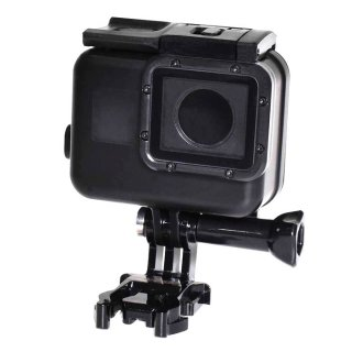 GoPro(ゴープロ)用 (HERO7Black/HERO6/HERO5対応) 防水ハウジング ブラック GLD9535GO200BLK