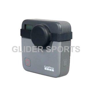 GoPro用アクセサリー Fusion(フュージョン)対応 シリコン レンズカバー GLD9726GO229