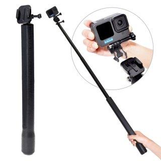 GoPro(ゴープロ)用アクセサリー 2段伸縮グリップ 自撮り棒 セルフィー GLD9665GO225