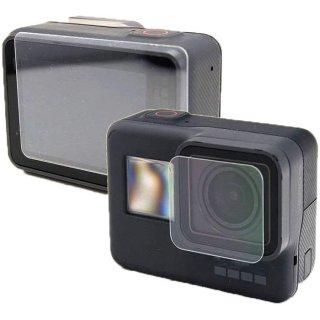 GoPro(ゴープロ)用 (HERO7Black/HERO6/HERO5対応)アクセサリー 保護フィルム ハード  GLD9764MJ26