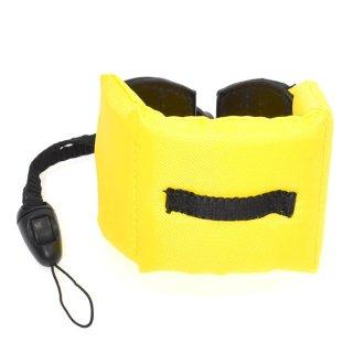 GoPro(ゴープロ)用アクセサリー ハンドストラップ 黄 手首 浮き GLD3198GP46B_YL