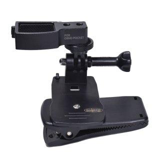 DJI Osmo Pocket・Pocket 2用 マウントフレーム セット オスモポケット/オズモポケット/ポケット2対応 360度回転 GLD3310MJ57