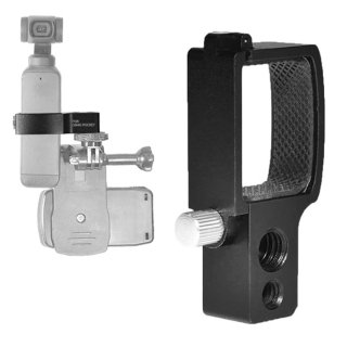 DJI Osmo Pocket・Pocket 2用 マウントフレーム 単品 オスモポケット/オズモポケット対応 GLD3334MJ58