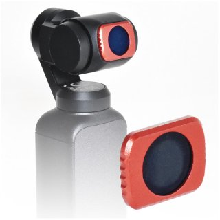 DJI Osmo Pocket・Pocket 2用 NDフィルター ND64 減光フィルター  オスモポケット/オズモポケット/ポケット2対応 GLD3488MJ72