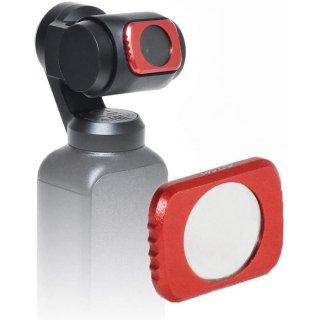 DJI Osmo Pocket・Pocket 2用 CPLフィルター 円偏光フィルター サーキュラーPLフィルター  オスモポケット/ポケット2対応 GLD3457MJ69