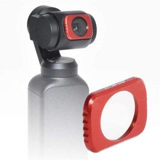 DJI Osmo Pocket・Pocket 2用 UVフィルター 紫外線吸収 レンズ保護 レンズフィルター オスモポケット/ポケット2対応 GLD3440MJ68