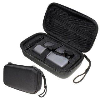 DJI Osmo Pocket・Pocket 2対応 収納用 ハードケース 保護バッグ ケース ポータブル収納ボックス キャリーケース GLD3532MJ77