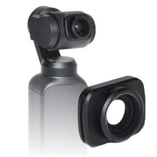 DJI Osmo Pocket・Pocket 2用アクセサリー 広角レンズ マグネット 取付 オスモポケット/オズモポケット/ポケット2対応 GLD3617MJ83