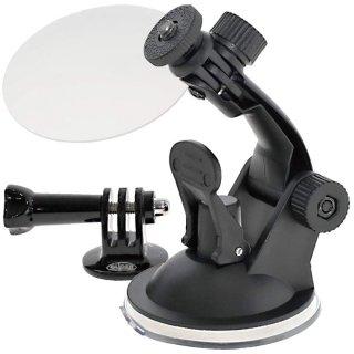 GoPro(ゴープロ)用アクセサリー ミドルアーム付 吸盤マウント & ゲルタックシート 車 ドラレコ  GLD3983GP61J