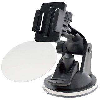 GoPro(ゴープロ)用アクセサリー ベースマウント付吸盤マウント & ゲルタックシート 車 ドラレコ GLD4003GP17J