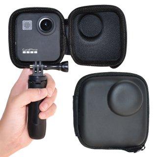 GoPro(ゴープロ)用 アクセサリー MAX対応 保護ケース マックス用 ケース 衝撃吸収 ミニケース GLD4751MJ101