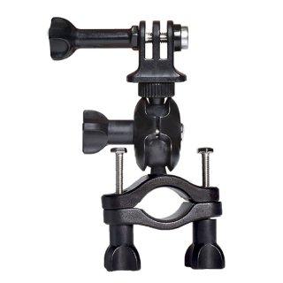 GoPro(ゴープロ)用アクセサリー ロールバーマウント 自転車 バイク 360度回転 ハンドルバー バイクマウント  GLD5130MJ121