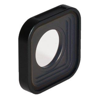 HERO10Black/HERO9Black対応 UVカット レンズカバー 交換用 互換 保護レンズ プロテクター UVレンズリング GLD5192MJ127