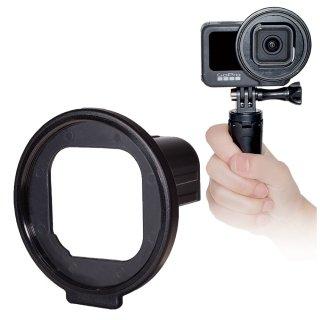 HERO9Black対応 52mmレンズアダプター 52mm フィルター レンズ 取り付け用 GLD5215MJ129